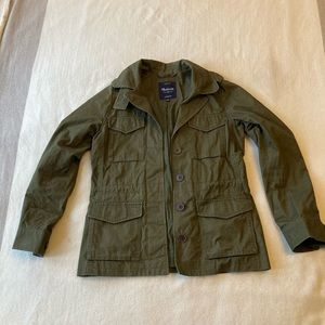 Madewell Extra Small Military Style Jacket